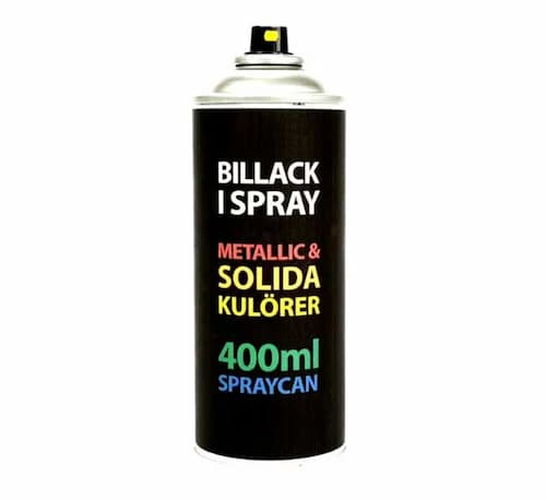 Billack i Spray 1K 400 ml i gruppen Bättringsfärg till bil / Billack i spray / Billack i spray hos Spraycan Sweden AB (05050)