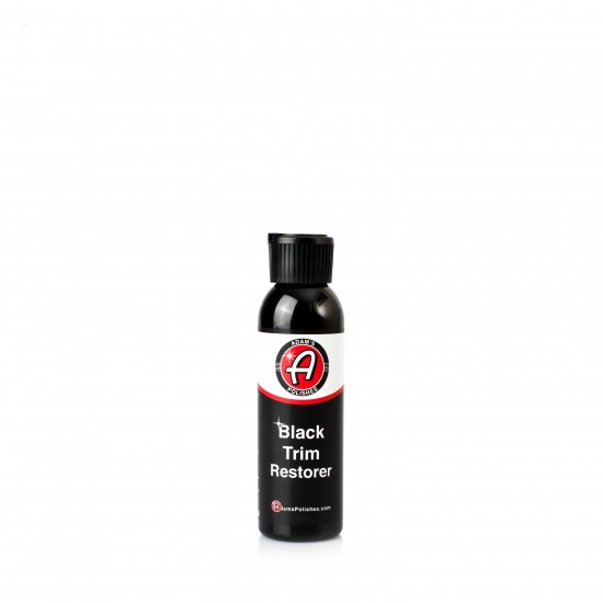 Adams Black Trim Restorer 118 ml i gruppen Adams Polishes / Exteriör / Skydda hos Spraycan Sweden AB (A13)