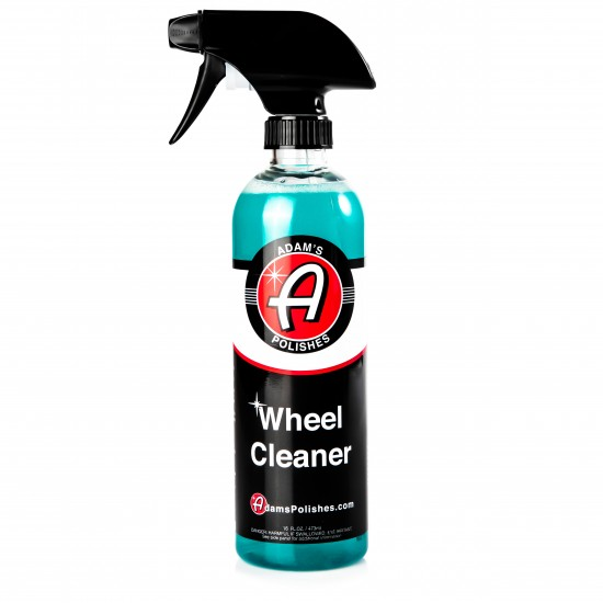 Adams Wheel Cleaner 473 ml i gruppen Bilvård / Adams Polishes / Exteriör / Däck / Fälg hos Spraycan Sweden AB (A16)